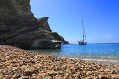 wyspy greckie Obrazy Stock