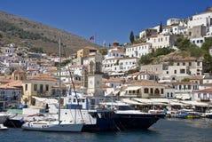 wyspy greckie Fotografia Stock
