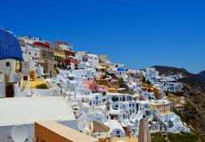 wyspy greckie Zdjęcie Stock
