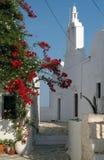 wyspy greckie kościelna Zdjęcie Stock