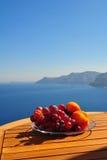 wyspy greece santorini Obraz Royalty Free