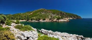 wyspy greece thassos Zdjęcie Stock