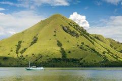 wyspy indonesia komodo Fotografia Royalty Free