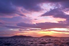 wyspy Istanbul Fotografia Royalty Free