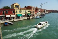 wyspy Italy murano Fotografia Royalty Free