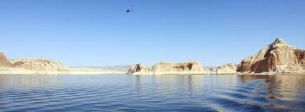 wyspy jeziora powell Obrazy Stock