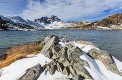 wyspy jezioro tysiąc zdjęcie stock