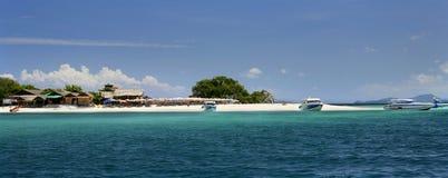 wyspy khai nok Thailand Fotografia Royalty Free