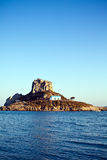 wyspy kościelny kastri Obraz Stock