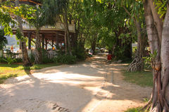 wyspy ko phi Thailand Obraz Royalty Free