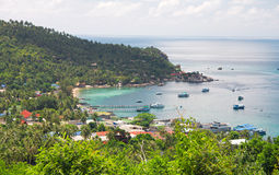 wyspy ko Tao Thailand Zdjęcie Stock
