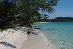 wyspy koh rong Zdjęcia Royalty Free