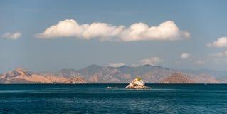 wyspy komodo Zdjęcia Stock
