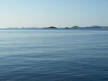 Wyspy Kornati Obrazy Stock