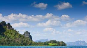 wyspy krabi Thailand Fotografia Royalty Free