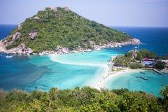 wyspy lato Thailand tropikalni wakacje Obrazy Stock