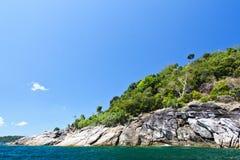 wyspy lipe Zdjęcia Stock