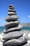 wyspy lipe modlitwy kamień Fotografia Royalty Free