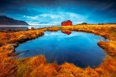 wyspy lofoten fotografia stock