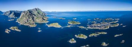 wyspy lofoten obraz stock