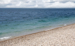 wyspy machinac Michigan linia brzegowa Fotografia Royalty Free