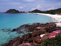 wyspy Malaysia redang Obraz Stock