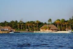 Wyspy marina Zdjęcia Royalty Free