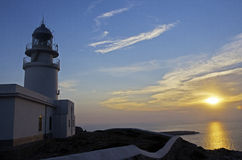 wyspy menorca Spain Obraz Royalty Free