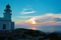 wyspy menorca Spain Zdjęcie Stock