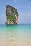 wyspy morze Zdjęcia Stock