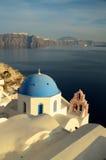 wyspy Oia santorini Zdjęcie Stock