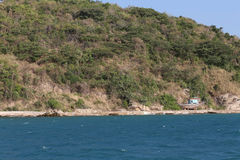 wyspy opustoszały morze obraz royalty free