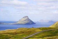 wyspy owcze Zdjęcia Royalty Free
