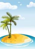 wyspy palma ilustracji