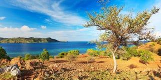 wyspy panorama Zdjęcie Royalty Free