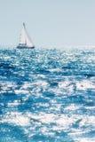 wyspy phi seascape Thailand jacht Obrazy Royalty Free