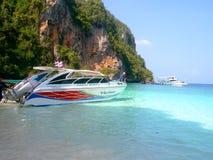 wyspy phi Thailand Obraz Stock