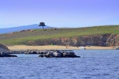 Wyspy plaża Obraz Stock