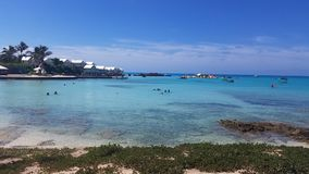 Wyspy plaża Fotografia Stock