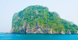 wyspy plażowy kat Phuket Thailand Fotografia Stock