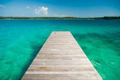 Wyspy połączenie Zdjęcia Stock
