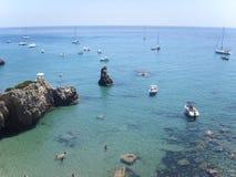 wyspy ponza Fotografia Stock