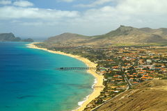 wyspy Porto santo Obraz Stock