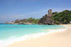 wyspy similan Thailand Obraz Stock