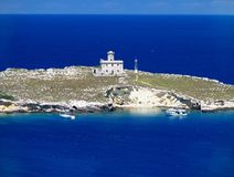 wyspy tremiti obrazy royalty free