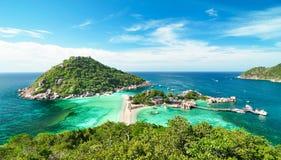wyspy tropikalne Zdjęcie Stock
