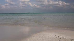 Wyspy tropikalni morza zdjęcie wideo