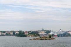 Wyspy w morzu bałtyckim Zdjęcie Royalty Free