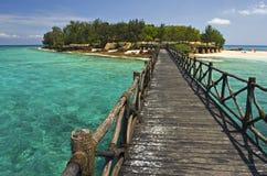 wyspy więzienie Zdjęcie Stock