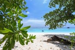 Wyspy wycieczka turysyczna Fotografia Royalty Free